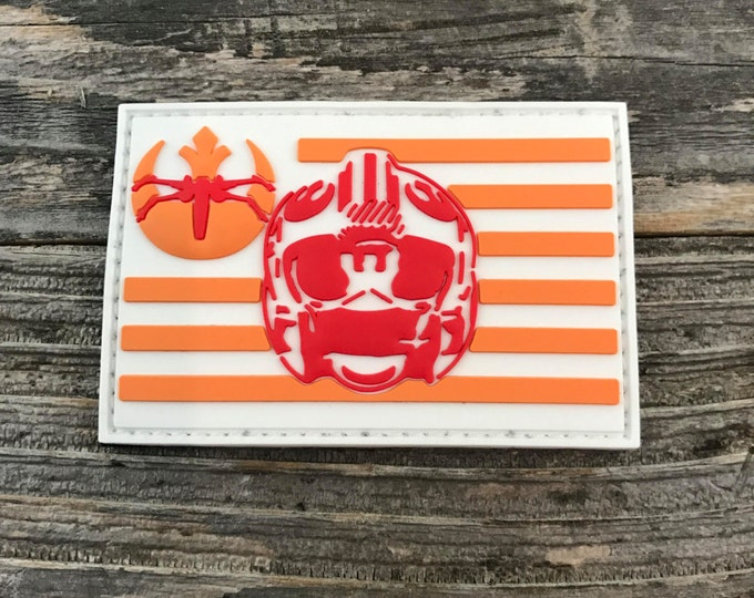 X-Wing Flag Series 3D PVC Morale Patch