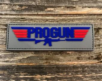 Pro Gun 3D PVC Morale Patch