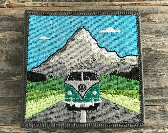 Road Trip Embroidered Morale Patch
