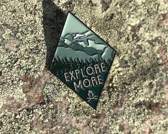 Explore More Enamel Pin