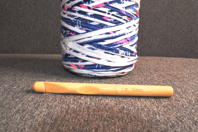 Aiguilles en bambou au Crochet 12,0 mm 17 nous. UU 17 mm 13b5b5