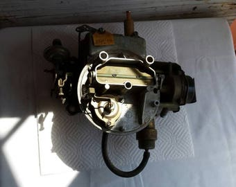 Vintage Automobiliana.  1972 Motorcraft 2bbl-Carburetor for 72 Mercury 351 CID Engine. Type F2-2100, Number D2AF-FD. Nicely used condition.