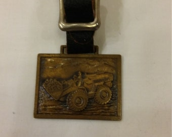 Vintage Yale & Towne Trojan Division Advertising Watch FOB