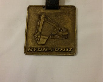 Vintage Unit Crane & Shovel Corp. Watch FOB New Berlin, Wisconsin