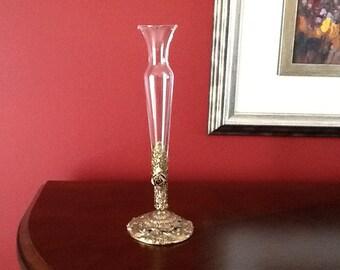 Guildcrest 24 Kt Antique Vase