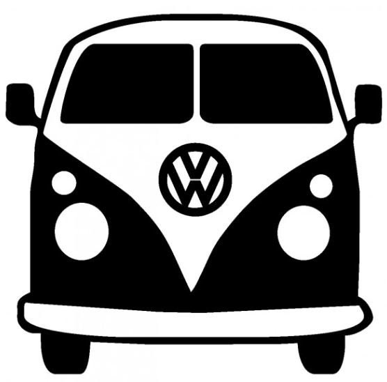 vw bus svg cut file for cricut etsy 1957 VW Westy 50
