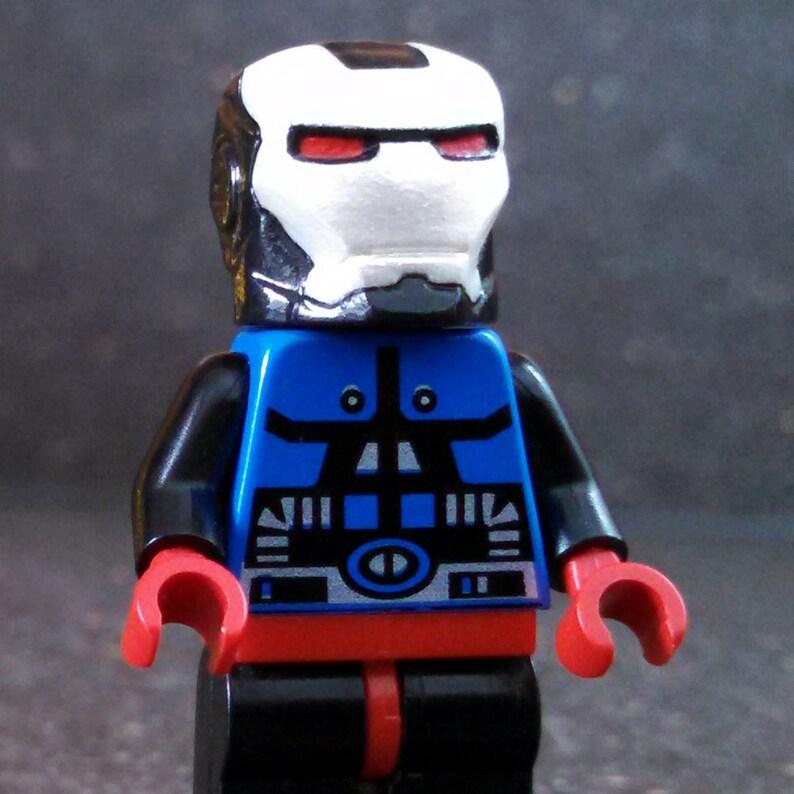 987756bc346 Máquina de guerra de LEGO Spyrius