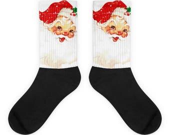 christmas socks etsy