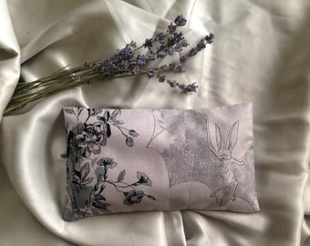 Victorian Attic, Lavender Flaxseed Eyepillow, Removable Washable Cover
