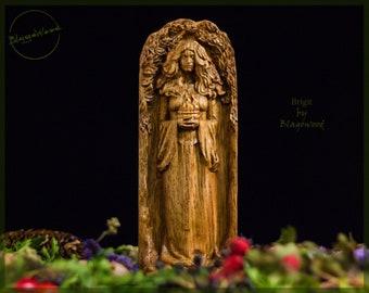 Brigid goddess, Brigit, Irish gods, pagan goddess, wiccan, wicca, altar, druid, witches, gaelic, celtic