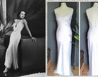 d7d46747c972d Vintage wedding dress | Etsy