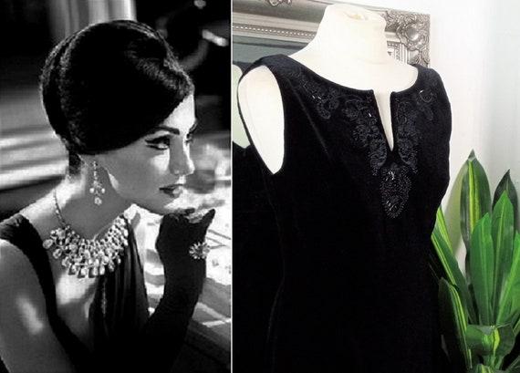 Velvet Dress  Black Velvet Dress  Velvet Wiggle Dr