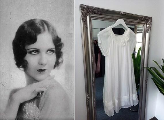 White Dress  Ivory Dress  Tunic Dress  Smock Dress