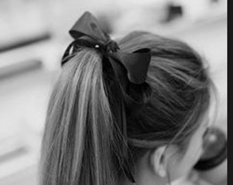 Girl Pony Tail Holder, Girl Pony Tail Bow, Girl Hair  Accessories.