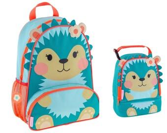Hedgehog Backpack Etsy