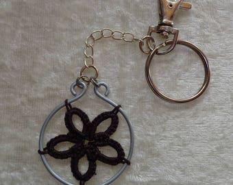 Key tatting and ornate steel