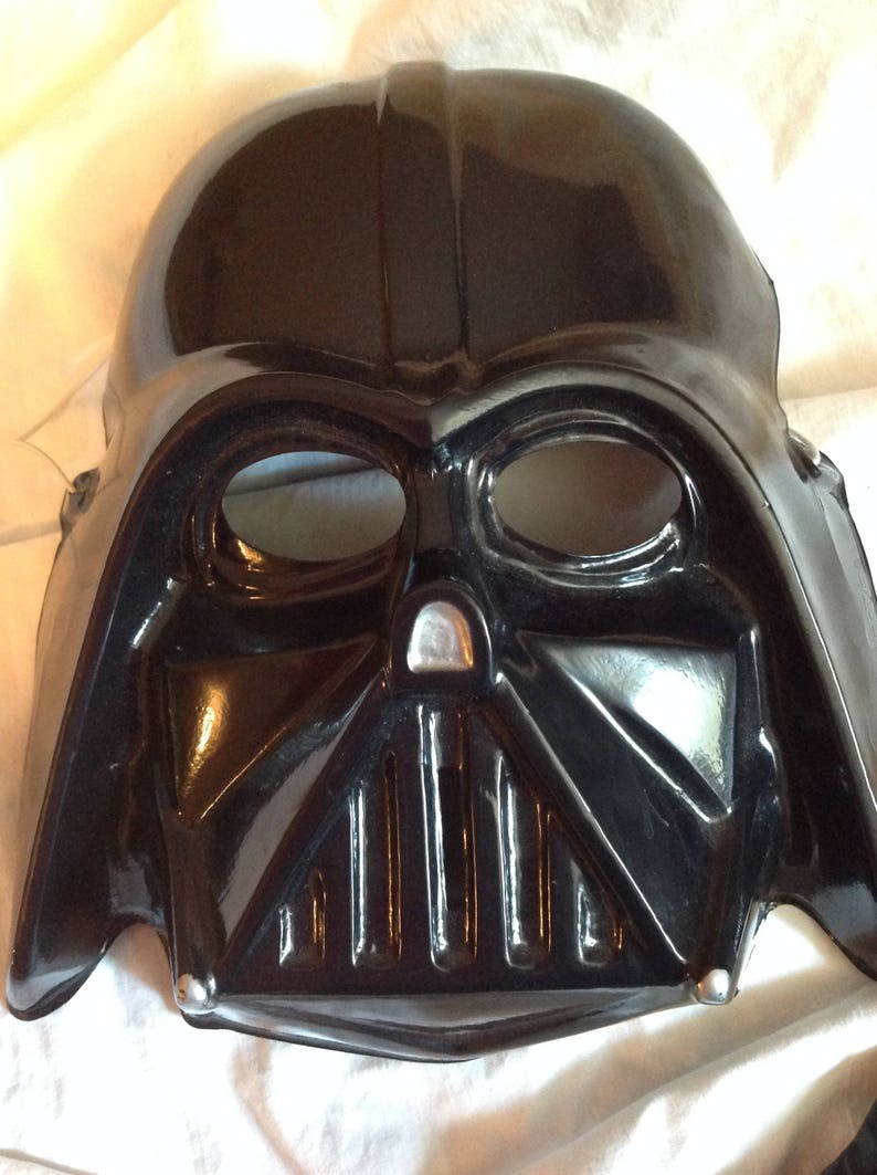 Star Wars Darth Vader Costume Childs Halloween Fall decoration Small to Medium Trick or Treat
