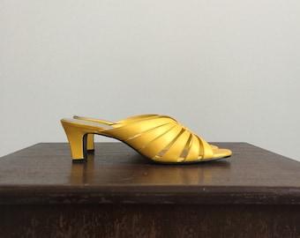 34205b29abe Heels - Vintage | Etsy SG