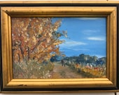 Piece of a Perfect Day- Original Oil Painting.