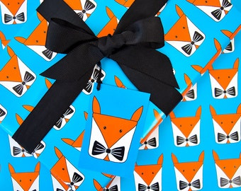 Boy Wrapping Paper Etsy
