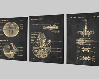 Star Wars Decor Etsy