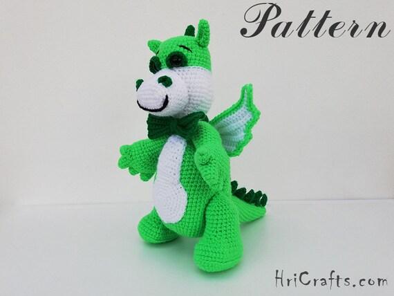 triceratops crochet pattern, dinosaur crochet pattern, crochet ...   428x570