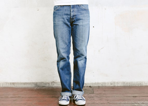 Mens Wrangler StoneWashed Denim Jacket Available in sizes S-XXXL