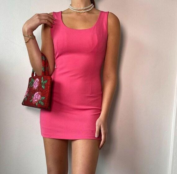Perfect pink barbie Y2K dress