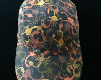 6e5268129f8aa Scorpion Five Panel Hat