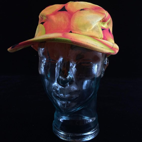 7a52257add5 Mango Five Panel Hat Cap Baseball Cap Baseball Hat