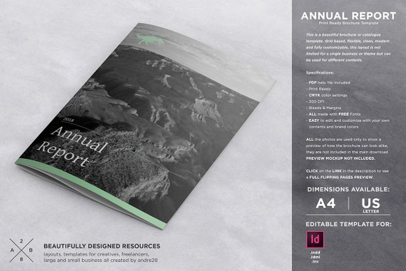 Annual report template cheaphphosting Images
