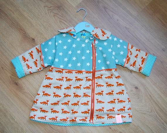 6435a5dc5171 Baby coat baby autumn spring coat 9-12 month coat baby