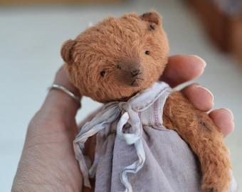 Teddy Bear Claudius  teddy bear artist stuffed teddy bear