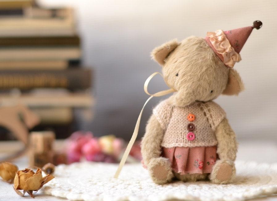 Teddy Elefant Dee ausgestopfte Tiere weichen Spielzeug