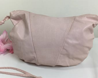 80's Pretty Pink Shoulder Bag