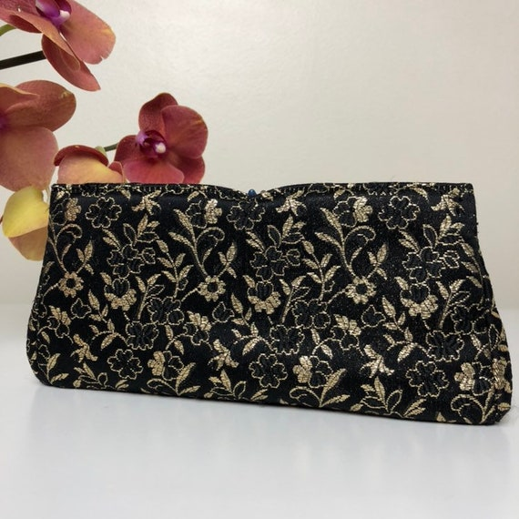 Late 40's - Early 50's Brocade Evening Bag