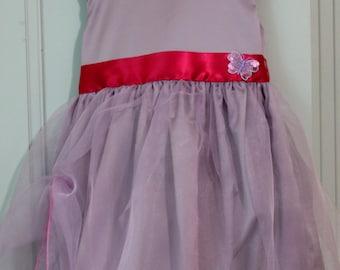 Parma ceremony dress, size 4 years