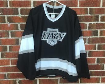 af8ca2b4c Vintage LA KINGS Jersey - 90s Los Angeles Kings Jersey - 80s La Kings Jersey  - CCM Jersey - Vintage Los Angeles Kings Jersey - Vintage Kings