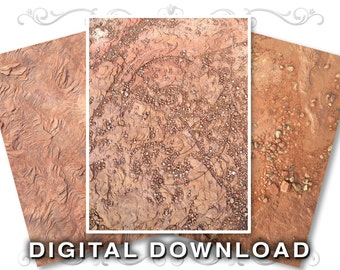 Stock Photography Textured Rocks | Nature Clip Art Photos | Arches Nat'l Park | Backgrounds | Small Business - Commercial Use | Rock01