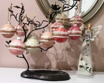 victorian xmas ornaments set of 12 christmas baubles xmas tree ornaments christmas balls christmas ornaments