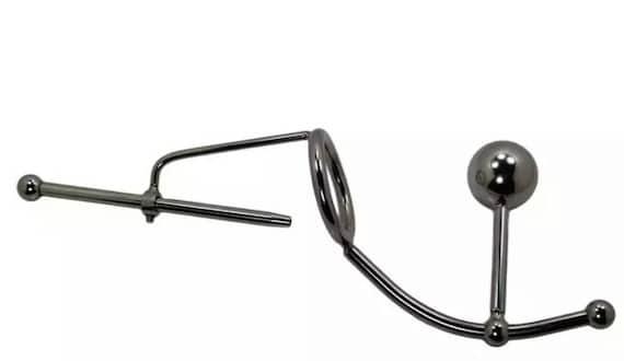 Buttplug With Dilator Harnrhrenplug Butt Plug With -8962