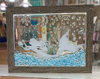 Mermaid Home Decor Etsy