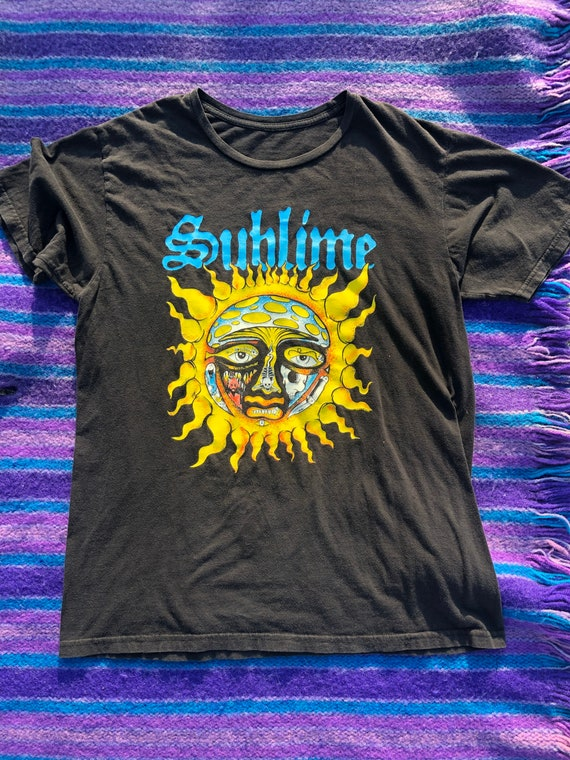 Sublime Band Graphic T-Shirt