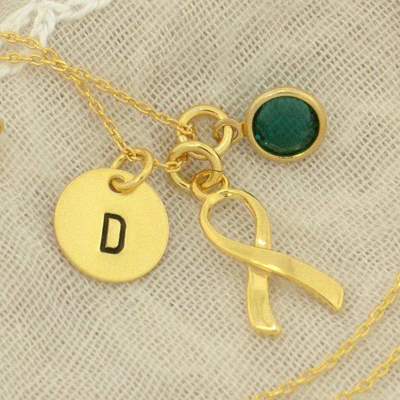 87e48c335059 Conciencia cinta colgante con piedra de Swarovski cristal oro