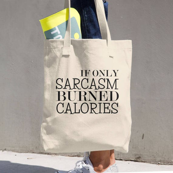 4dd23777608 Funny Tote Bag Gym Tote Bag Funny Gym Bag Stocking Stuffer   Etsy