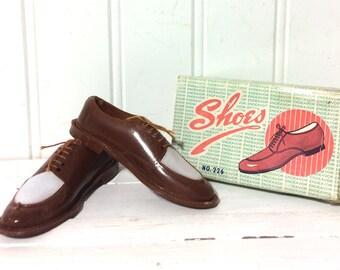 1cd3a773540e Vintage Toy Oxford Shoes
