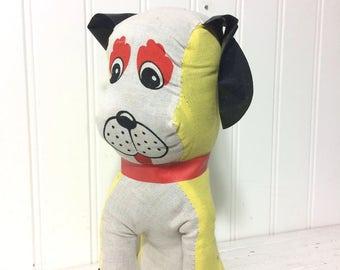 Vintage Carnival Prize Dog