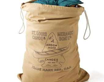 Canvas Field Bag by Mollyjogger