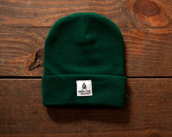 Watch Cap - Forest Green