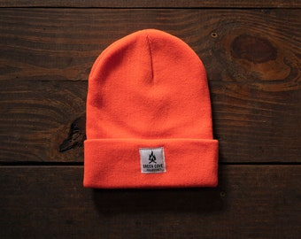 Watch Cap - Hunter Orange